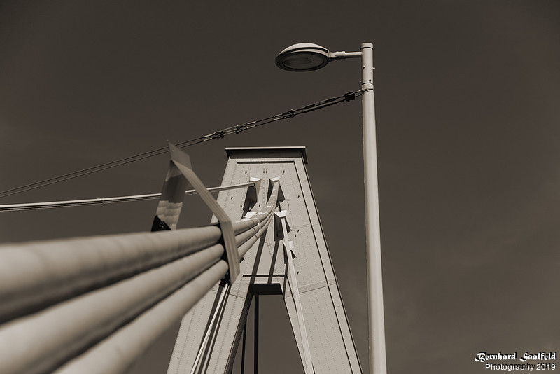 Severin Bridge - Cologne - Bernhard Saalfeld